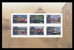 Isle Of Man 2018 Mih. 2404/09 Manx Electric Railway (incl. Europa-Cept. Bridges) (self-adhesive) MNH ** - Isle Of Man