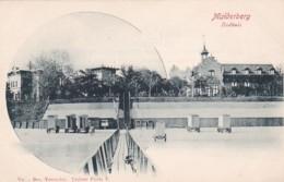 357571Muiderberg, Badhuis 1901 - Holanda
