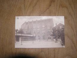TUBIZE Ecole Des Soeurs Des Sacrés Coeurs Centre Brabant Wallon Belgique Carte Postale - Tubize