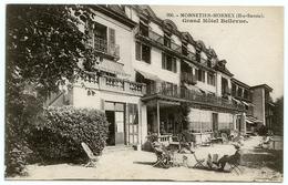 74 : MONNETIER MORNEX - GRAND HOTEL BELLEVUE - Autres Communes