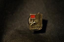 """Pin's-Spilla-""""ODECCA"""" Le Immagini Non Rendono La Vera Bellezza Dell'oggetto-Integro E Completo- - Badges"""