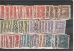 Accumulation El Salvador 1891 Issue Used And Unused SG39-48 No 45 - El Salvador