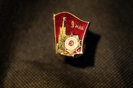 """Pin's-Spilla-""""9 Mar Stella Rossa"""" Le Immagini Non Rendono La Vera Bellezza Dell'oggetto-Integro E Completo- - Badges"""