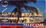 Lote TT35, Colombia, Tarjetas Telefonicas, Phone Cards, Telecom, Cartagena, Murallas, Mint - Kolumbien