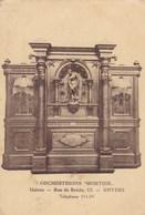 Antwerpen, Orchestrions Mortier, Usines, Rue De Bréda, Anvers, Orgel  (pk60542) - Antwerpen