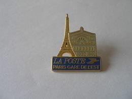 LA POSTE PARIS GARE DE L'EST - Postes