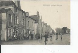 THEVALLES   Boulangerie 1915 - France