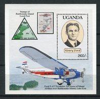 Uganda 1994. Yvert Block 196 ** MNH. - Uganda (1962-...)