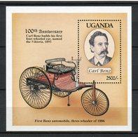Uganda 1994. Yvert Block 195 ** MNH. - Uganda (1962-...)