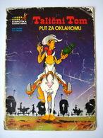 Lucky Luke Serbia AZ 19 Put Za Oklahomu - Books, Magazines, Comics