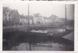 Foto Hafen - Golf Von Biskaya - Ca. 1940  - 8*5cm (41193) - Orte