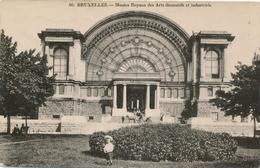 CPA - Belgique - Brussels - Bruxelles - Musée Royaux Des Arts Décoratifs Et Industriels - Etterbeek