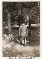 9-86Ve  84 Apt Lot De 2 Photos Jardin Public En 1932 - Apt