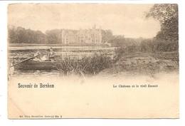 BORNHEM  Le Chateau Et Le Vieil Escaut - Bornem