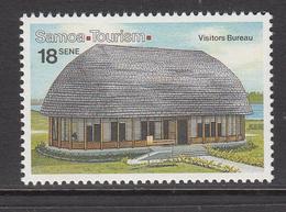 1990 Samoa Tourism Hotels  Complete Set Of 4 MNH - Samoa