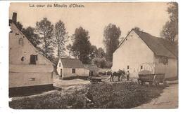 LASNE  OHAIN  La Cour Du Moulin  ( Voir Scan ) - Lasne