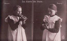 Guerre 14-18, La Carte Du Pain (126) - Guerre 1914-18