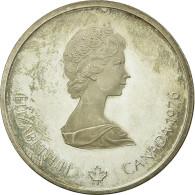 Monnaie, Canada, Elizabeth II, 10 Dollars, 1976, Royal Canadian Mint, Ottawa - Canada
