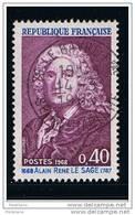 LESAGE - Y&T : 1558 - 1968 O - France