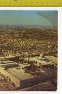 JERUSALEM The Temple Mount And Jerusalem, Seen From The Mount Of Olives  FG NV SEE 2 SCANS - Israele