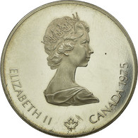 Monnaie, Canada, Elizabeth II, 5 Dollars, 1975, Royal Canadian Mint, Ottawa - Canada