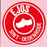 Sticker - EJOS - Sint Oedenrode - Autocollants