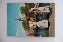 PK Zeeuwse Klederdracht - (jaren '60) / CP Costumes Zélandais - (années '60) - Costumes