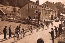 LA CURE Tour De Suisse 1949 - Unclassified