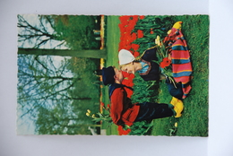 PK Hollandse Klederdracht - (jaren '60) / CP Costumes Hollandais - (années '60) - Costumes