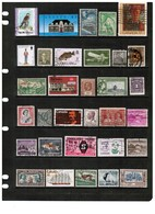BRITISH COMMONWEALTH---Collection Of USED DL-700 - Collections (without Album)