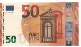 50 EURO   Belgium   DRAGHI   Z 020 A2   ZC3024265082 / FDS - UNC - EURO