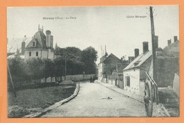CPA -  Orrouy  - (Oise) - La Place - Francia