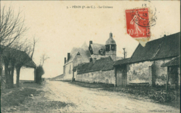 62 PENIN / Le Château / - Francia