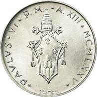 Monnaie, Cité Du Vatican, Paul VI, 5 Lire, 1975, Roma, SPL, Aluminium, KM:118 - Vatican