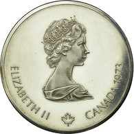 Monnaie, Canada, Elizabeth II, 10 Dollars, 1973, Royal Canadian Mint, Ottawa - Canada
