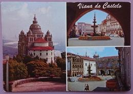 VIANA DO CASTELO - Portugal - Multiview - Kodak Sign - Vg - Viana Do Castelo