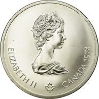 Monnaie, Canada, Elizabeth II, 10 Dollars, 1974, Royal Canadian Mint, Ottawa - Canada