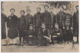 8852 Vietnam Cochinchine Tonkin Tong-Kiem Chef De Bandes Indo-Chine - Viêt-Nam