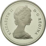 Monnaie, Canada, Elizabeth II, 5 Cents, 1986, Royal Canadian Mint, Ottawa, FDC - Canada