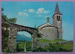 SAINT-VINCENT - Val D'Aosta - Frazione Moron - Chiesa Parrocchiale Di San Maurizio Sec. XV - Vg - Italia