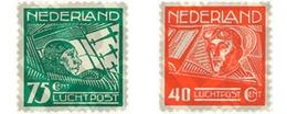 Ref. 100932 * HINGED * - NETHERLANDS. 1928. IN FAVOR OF FLIGHTS TOWARDS DUTCH INDIES . PARA LOS VUELOS HACIA LA INDIA HO - Poste Aérienne