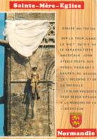 SAINTE MERE EGLISE 14(scan Recto Verso) MF2734 - Sainte Mère Eglise