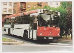 1647/ BUS PEGASO, Barcelona, Spain (1991).- Non écrite. Unused. No Escrita. Non Scritta. Ungelaufen. - Autobús & Autocar