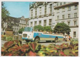 1649/ WROCŁAW, Poland. Autocar (1980s).- Non écrite. Unused. No Escrita. Non Scritta. Ungelaufen. - Busse & Reisebusse