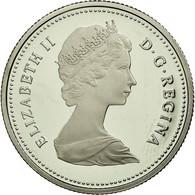 Monnaie, Canada, Elizabeth II, 25 Cents, 1986, Royal Canadian Mint, Ottawa, FDC - Canada