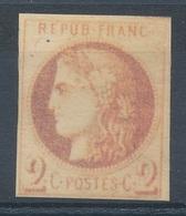 N°40 NEUF** - 1870 Bordeaux Printing