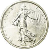 Monnaie, France, Semeuse, 5 Francs, 1960, Piéfort, SPL, Argent, Gadoury:153.P1 - France