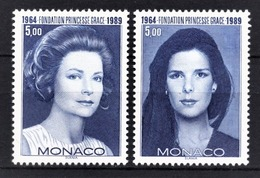 MONACO 1989 -SERIE  N° 1698 A 1699 - 2 TP NEUFS** - Unused Stamps