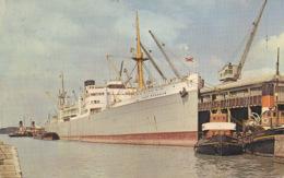 PC86749 Avonmouth Docks. W. R. Bawden - Ansichtskarten