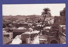 JERUSALEM (Trés Très Bon état) BD404 - Palestine